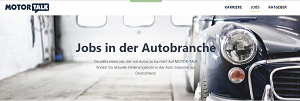 Jobs in der Automobilbranche