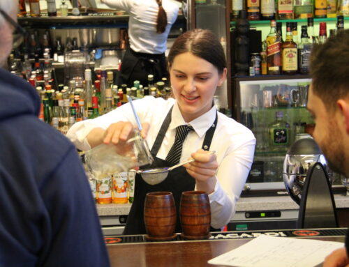 Erfolgreiche Teilnahme am deutschen Calvados-Cocktailwettbewerb